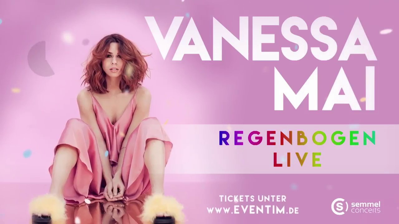 Cross Promotion between Deutschland Card & Vanessa Mai