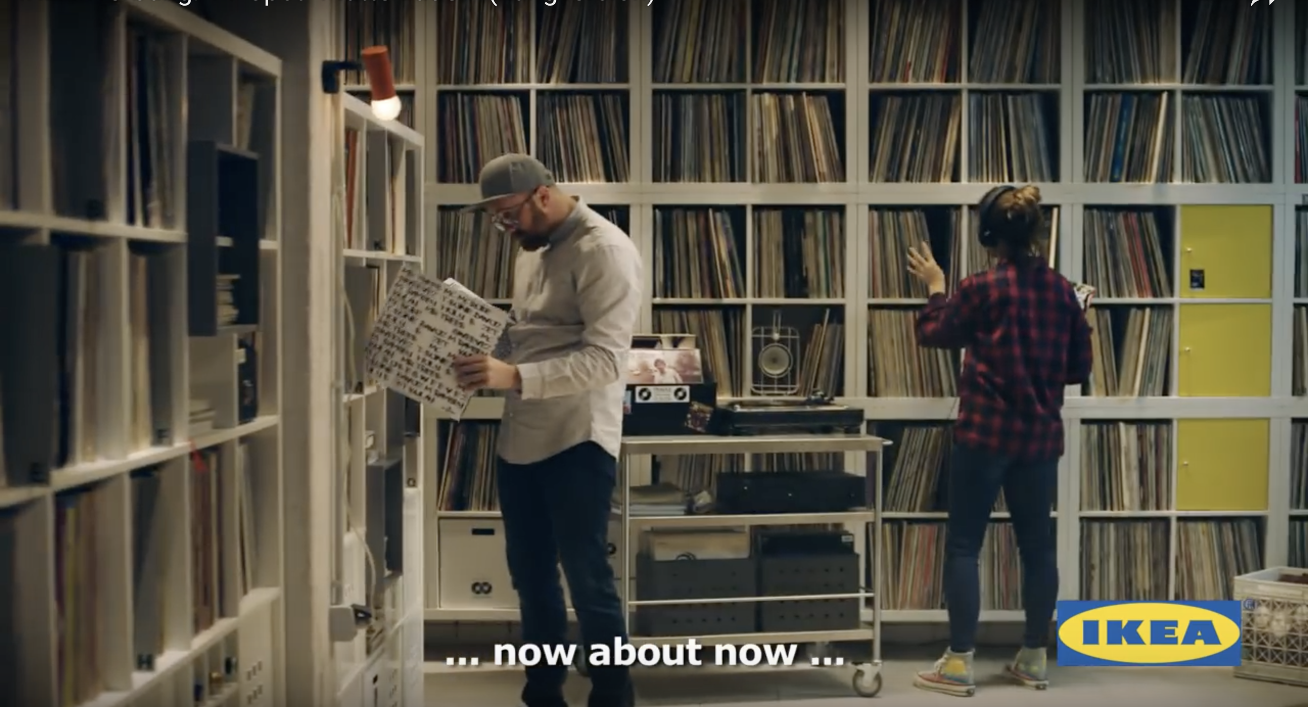 IKEA MUSIC SEARCH & NEGOTIATIONS