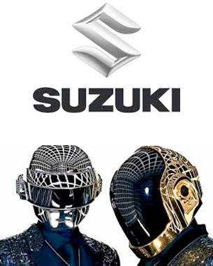 Suzuki-DuftPunk
